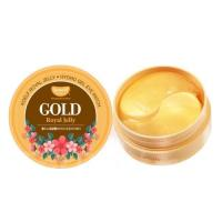 Гидрогелевые патчи Koelf Gold & Royal Jelly Hydro Gel Eye Patch